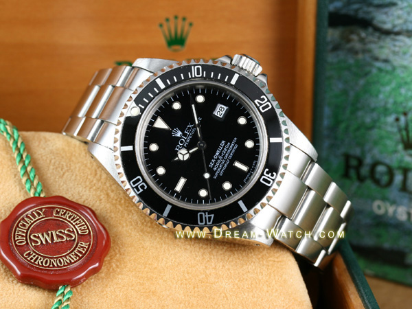 Rolex Sea Dweller 16600 Replica is The 16600 Sea Dweller